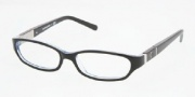Tory Burch TY2014 Eyeglasses Eyeglasses - 923  BLACK/BLUE DEMO LENS