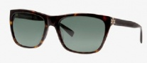 Tory Burch TY7003 Sunglasses Sunglasses - 510/71 TORTOISE GRAY-GREEN