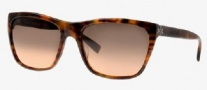 Tory Burch TY7003 Sunglasses Sunglasses - 517/95 VINTAGE TORT BROWN MIRROR SILVER