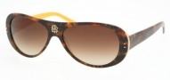 Tory Burch TY7016 Sunglasses Sunglasses - 919/13 TORTOISE/YELLOW BROWN GRADIENT