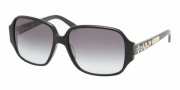 Tory Burch TY7024Q Sunglasses Sunglasses - 501/11 BLACK GREY GRADIENT