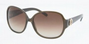 Tory Burch TY7026 Sunglasses Sunglasses - 735/13 OLIVE BROWN GRADIENT