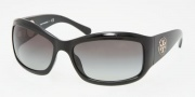 Tory Burch TY9004 Sunglasses Sunglasses - 501/11 BLACK GRAY GRADIENT