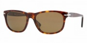 Persol PO2989S Sunglasses Sunglasses - 96/51  LIGHT HAVANA CRYSTAL BROWN GRADIENT