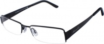 Kenneth Cole New York KC0150 Eyeglasses Eyeglasses - 002 Satin Black/Demo Lens