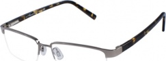 Kenneth Cole New York KC0151 Eyeglasses Eyeglasses - 008 Light Gunmetal/Demo Lens