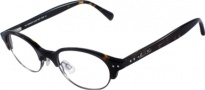 Kenneth Cole New York KC0152 Eyeglasses Eyeglasses - 052 Demi Gunmetal/Demo Lens