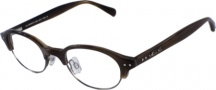 Kenneth Cole New York KC0152 Eyeglasses Eyeglasses - 055 Blonde Demi/Demo Lens