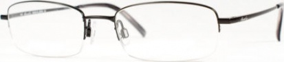 Kenneth Cole New York KC0584 Eyeglasses Eyeglasses - 0BR Satin Black/Demo Lens