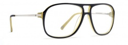 Von Zipper LMAO Eyeglasses Eyeglasses - Black Lime