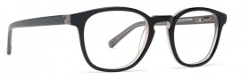 Von Zipper Pipe & Slippers Eyeglasses Eyeglasses - Black Smoke Gloss