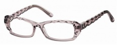 Swarovski SK5007 Eyeglasses Eyeglasses - 084 Transparent Pink/Demo Lens