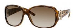 Gucci 3168 Sunglasses Sunglasses - 0791 Havana (CC Brown Gradient Lens