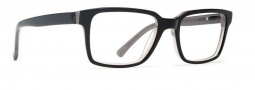Von Zipper The Falconer Eyeglasses Eyeglasses - Black Smoke Gloss