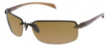 Tommy Bahama TB 6006 Sunglasses Sunglasses - Brew