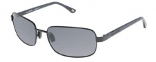 Tommy Bahama TB 6004 Sunglasses Sunglasses - Black Ink