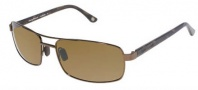 Tommy Bahama TB 6003 Sunglasses Sunglasses - Brew