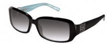 Tommy Bahama TB 528sa Sunglasses - Deep Sea / Grey Gradient