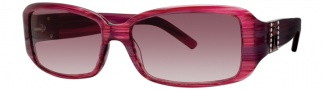 Tommy Bahama TB 102sa Sunglasses Sunglasses - Berry Horn / Burgundy Gradient