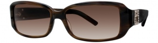 Tommy Bahama TB 102sa Sunglasses Sunglasses - Havana Horn / Brown Gradient