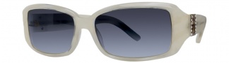 Tommy Bahama TB 102sa Sunglasses Sunglasses - Platinum Pearl / Grey Gradient