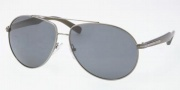Prada PR 50NS Sunglasses Sunglasses - 1BO3M1 matte Black / Gray Gradient