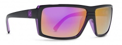 Von Zipper Smokeout Sunglasses- Limited Edition Sunglasses - Snark's Purple Erkel