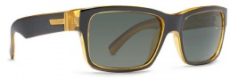 Von Zipper Smokeout Sunglasses- Limited Edition Sunglasses - Fulton's Banana Bake