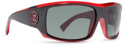Von Zipper Smokeout Sunglasses- Limited Edition Sunglasses - Clutch's Couchlock Cherry