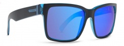 Von Zipper Smokeout Sunglasses- Limited Edition Sunglasses - Elmore's Bogglegum Blue