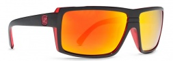 Von Zipper Smokeout Sunglasses- Limited Edition Sunglasses - Snark's Couchlock Cherry