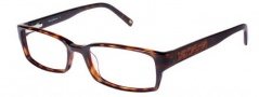 Tommy Bahama TB 166 Eyeglasses Eyeglasses - Brown Wood