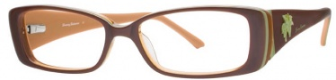 Tommy Bahama TB 111 Eyeglasses Eyeglasses - Chocolate Mint