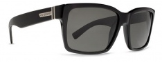 Von Zipper Elmore Sunglasses Sunglasses - BKV-Black Gloss / Vintage Grey