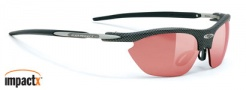 Rudy Project Rydon II Sunglasses Sunglasses - White Pearl / LS. Blue Racing Red