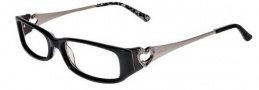 Bebe BB 5020 Eyeglasses Eyeglasses - Black Lace