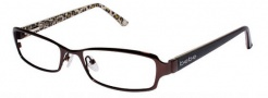 Bebe BB 5009 Eyeglasses Eyeglasses - Smoked Topaz
