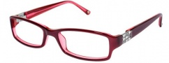 Bebe BB 5008 Eyeglasses Eyeglasses - Ruby