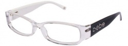 Bebe BB 5000 Eyeglasses Eyeglasses - Crystal