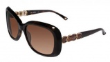 Bebe BB 7021 Sunglasses Sunglasses - Tortoise / Brown Gradient