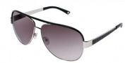 Bebe BB 7014 Sunglasses Sunglasses - Silver / Grey Gradient