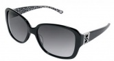 Bebe BB 7002 Sunglasses Sunglasses - Jet / Grey Gradient