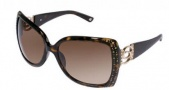 Bebe BB 7000 Sunglasses Sunglasses - Tortoise / Brown Gradient