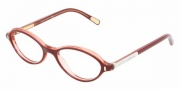 Dolce & Gabbana DG3105 Eyeglasses Eyeglasses - 1536 Top Red 