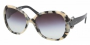 Bvlgari BV8077 Sunglasses Sunglasses - 50248G Dappled Havana / Gray Gradient
