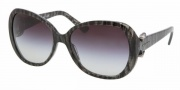 Bvlgari BV8077 Sunglasses Sunglasses - 51558G Croisette Black / Gray Gradient