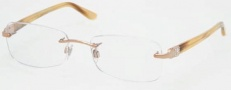 Ralph Lauren RL5044B Eyeglasses Eyeglasses - 9019 Light Brown / Demo Lens