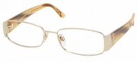 Ralph Lauren RL5052 Eyeglasses Eyeglasses - 9116 Light Gold / Demo Lens