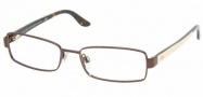 Ralph Lauren RL5059 Eyeglasses Eyeglasses - 9013 Shiny Brown Demo Lens