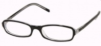 Ralph Lauren RL6017 Eyeglasses Eyeglasses - 5011 Black / Transparent Demo Lens